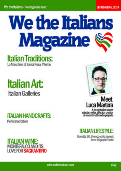 We the Italians September 5, 2014 - 42
