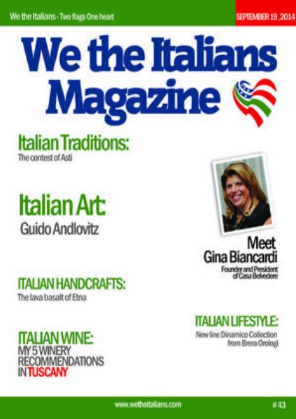 We the Italians September 19, 2014 - 43