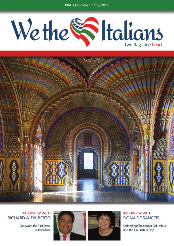 We the Italians October 17, 2016 - 84