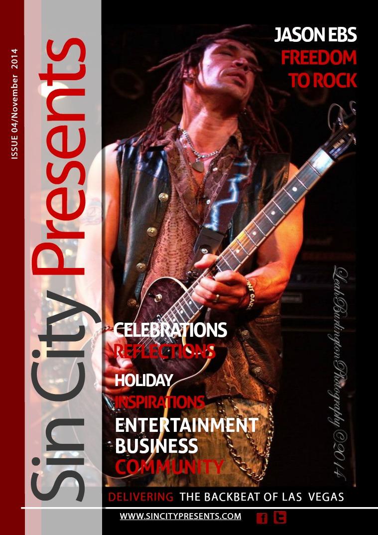 November 2014 Volume 1 Issue 4