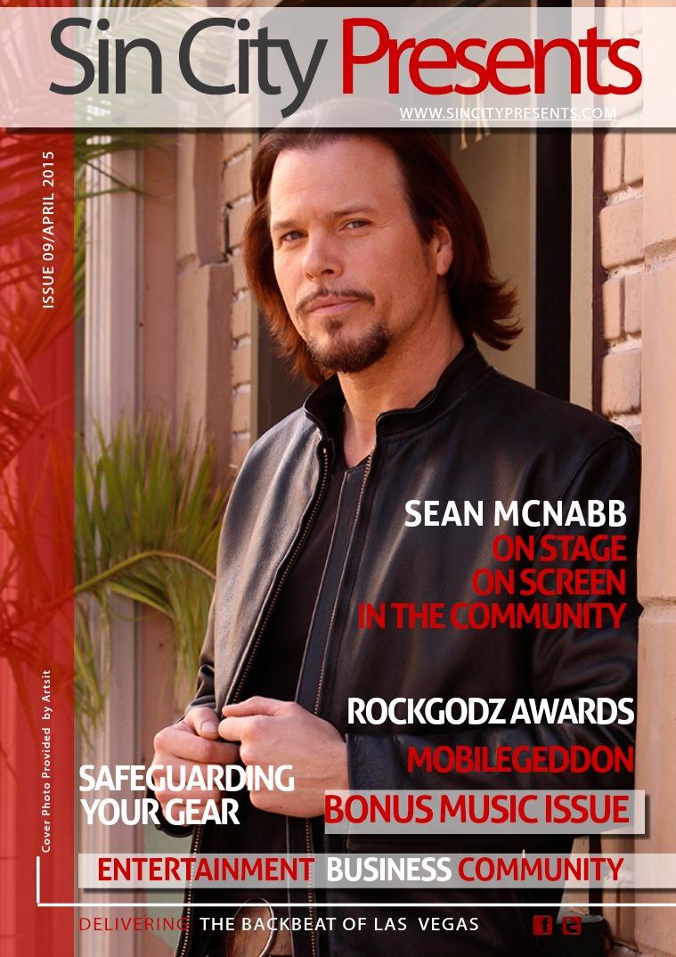 Sin City Presents Magazine April 2015 Volume 2 Issue 4