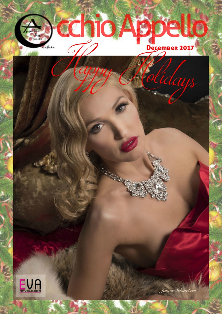 Eclectic Shades Magazine December 2017