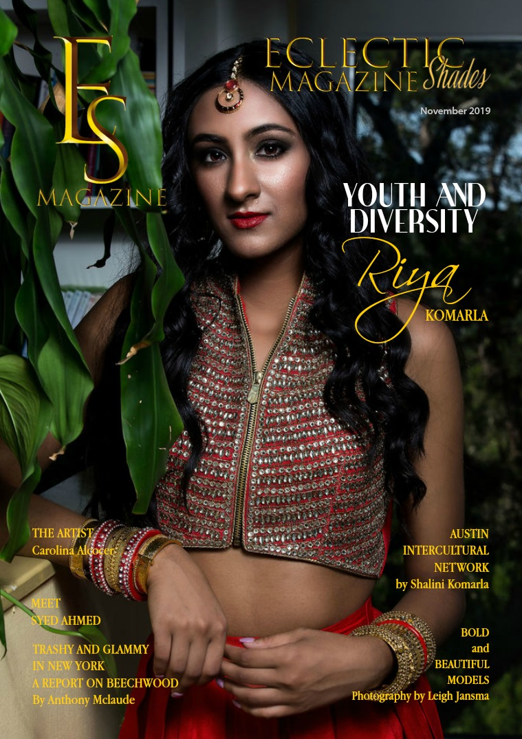 Eclectic Shades Magazine November 2019