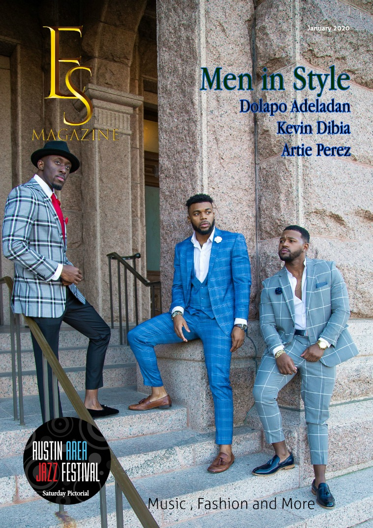 Eclectic Shades Magazine January 2020