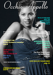 Eclectic Shades Magazine