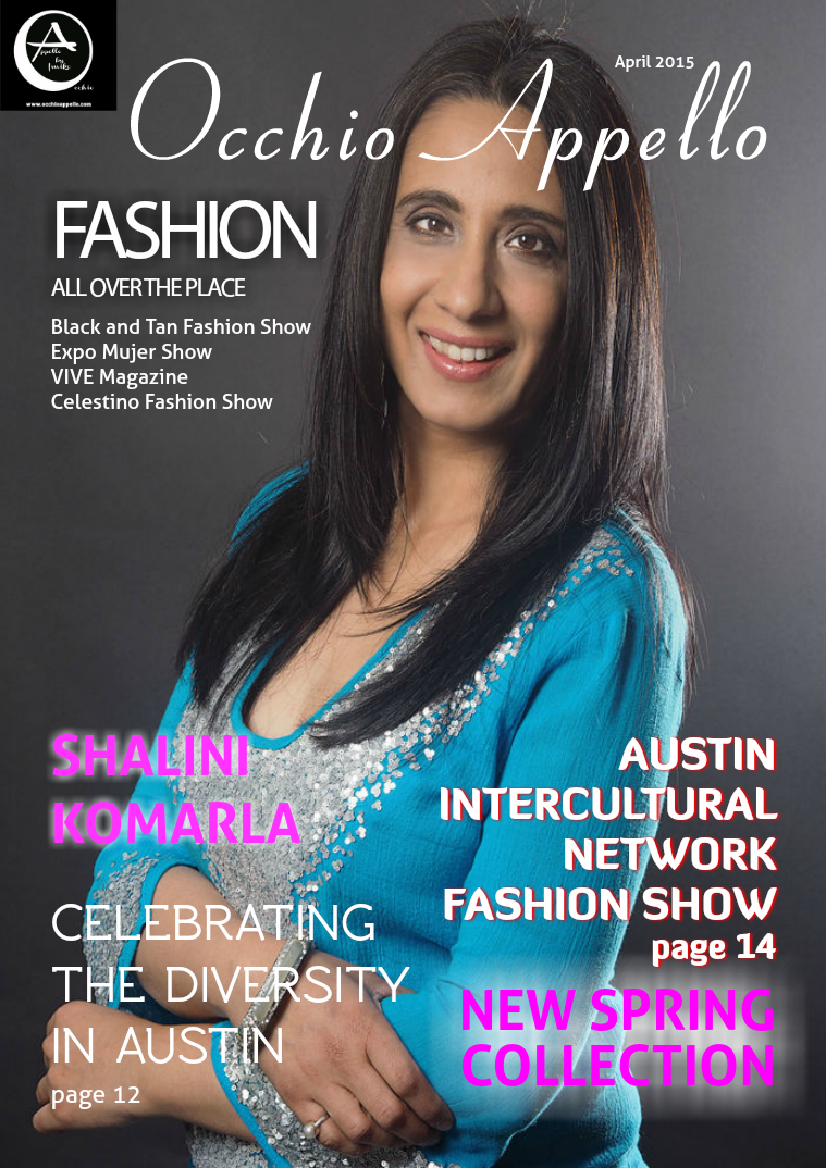 Eclectic Shades Magazine April Issue