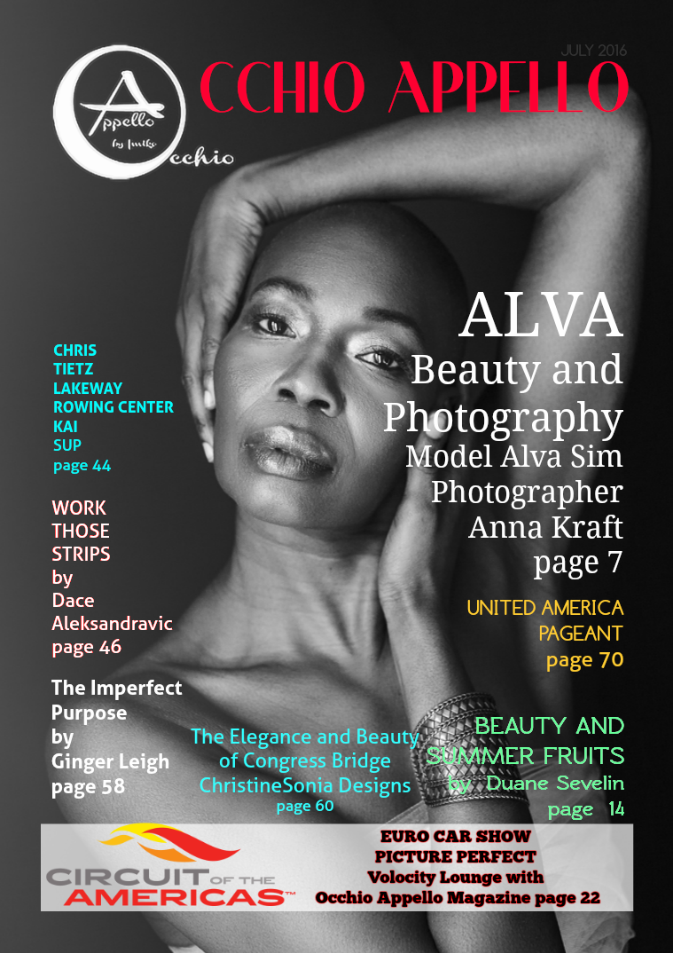 Eclectic Shades Magazine July Issue 2016
