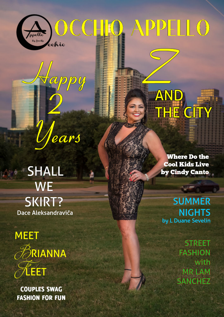 Eclectic Shades Magazine August Issue 2016