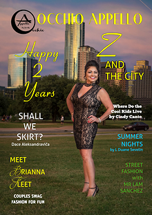 Jan - Feb Issue Eclectic Shades Magazine