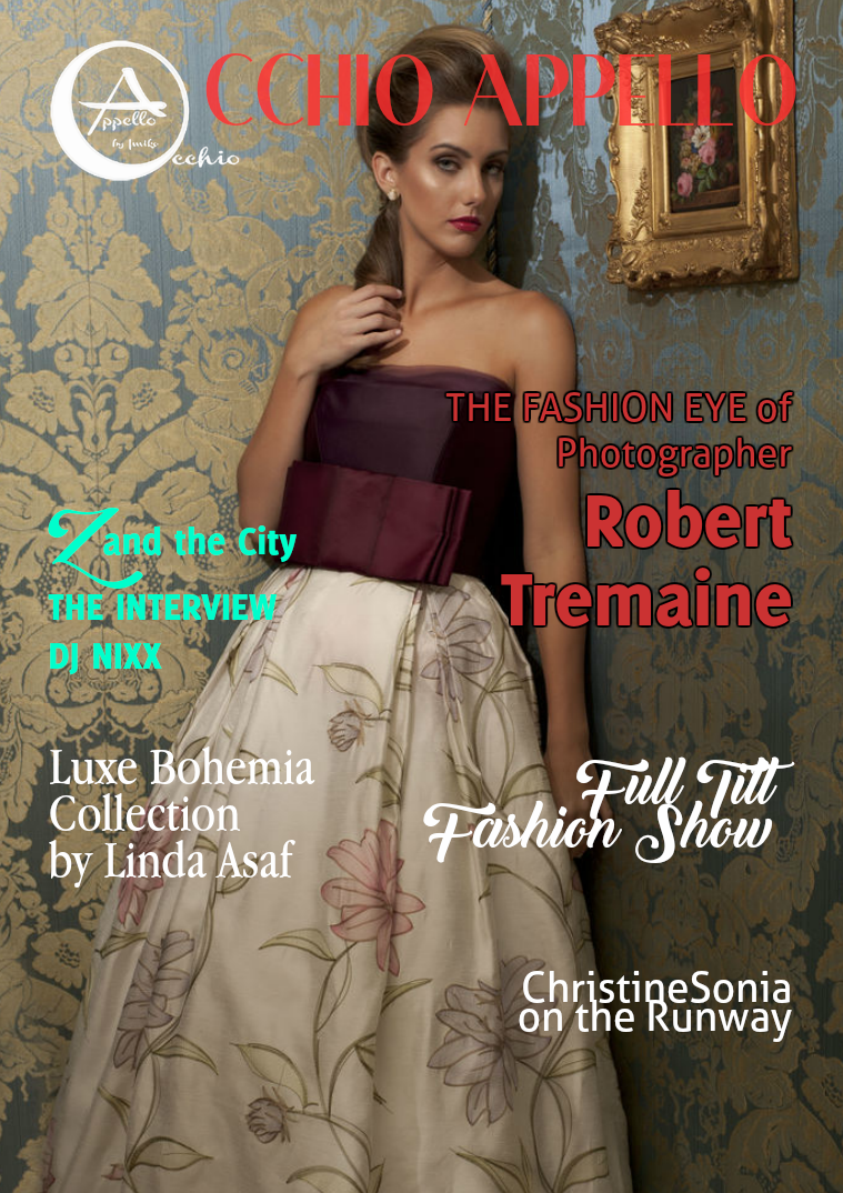 Eclectic Shades Magazine November Issue 2016