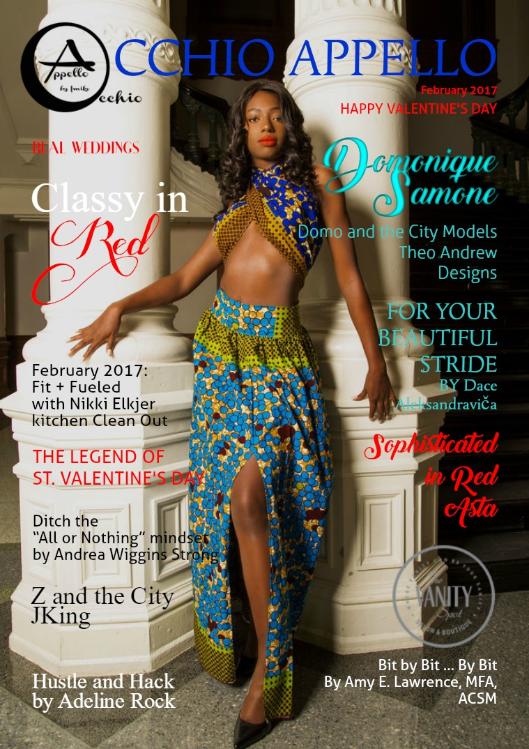 Eclectic Shades Magazine February Issue 2017