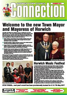 Horwich Town Council Connection