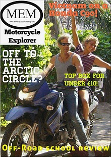 Motorcycle Explorer