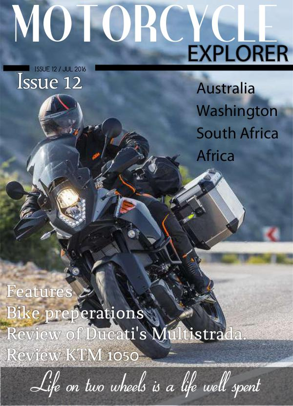July 2016 Issue 12
