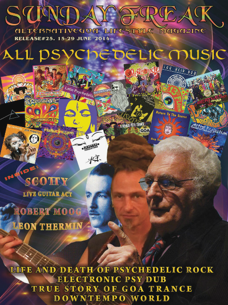 Special Psychedelic Music