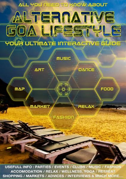 ALTERNATIVE GOA LIFESTYLE GUIDE Alternative Goa Lifestyle Guide