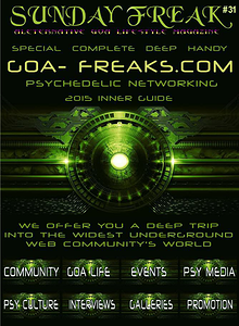 Sunday Freak e-Magazine by Goa-Freaks.Com