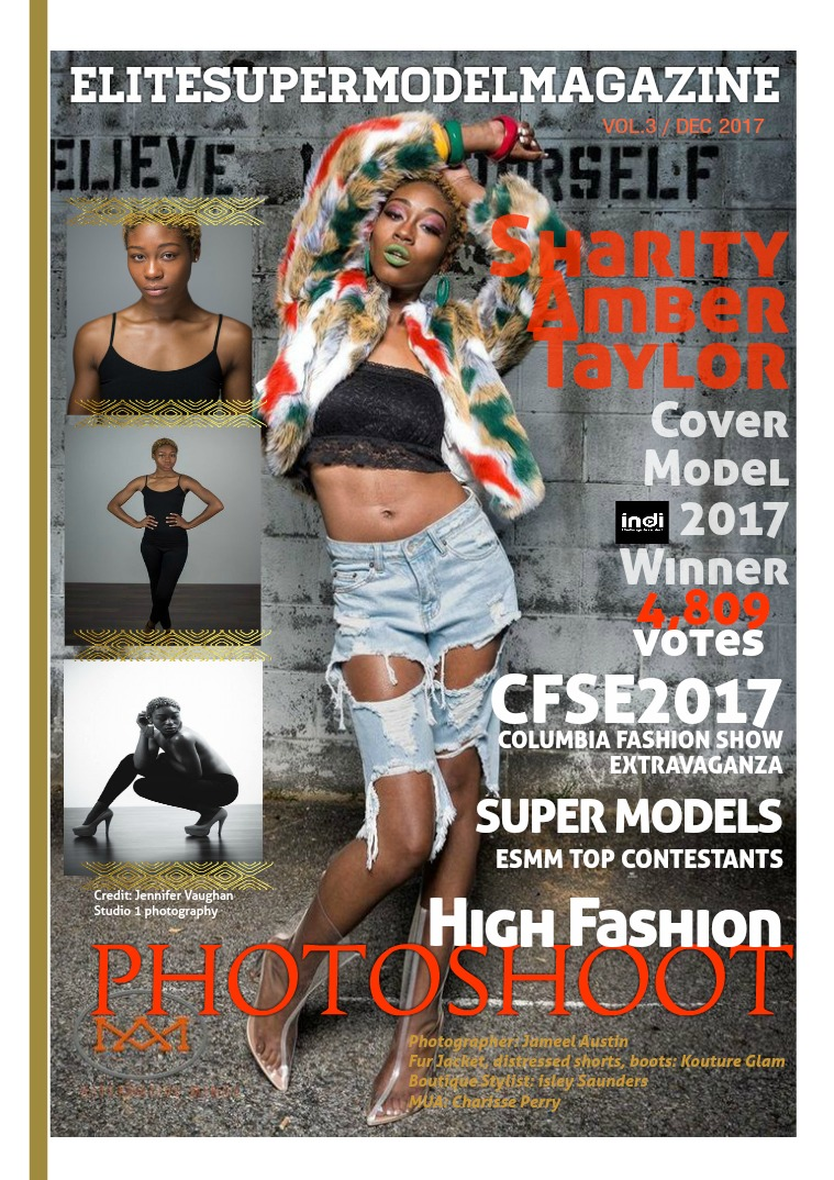 EliteSuperModelMagazine VOL.3