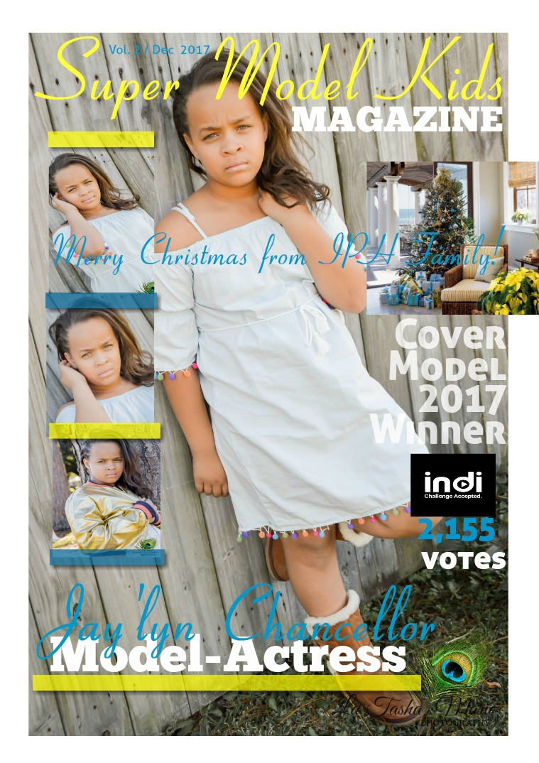supermodelskidmagazine Vol. 2