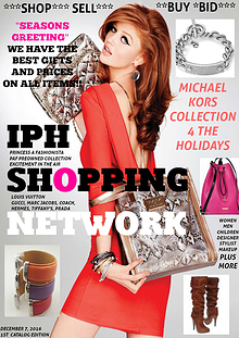 THE SHOPPING NETWORK-SHOP-SELL-BUY-BID CATALOG