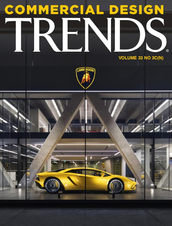 New Zealand Commercial Design Trends Series NZ Commercial Design Trends Vol. 33/03C