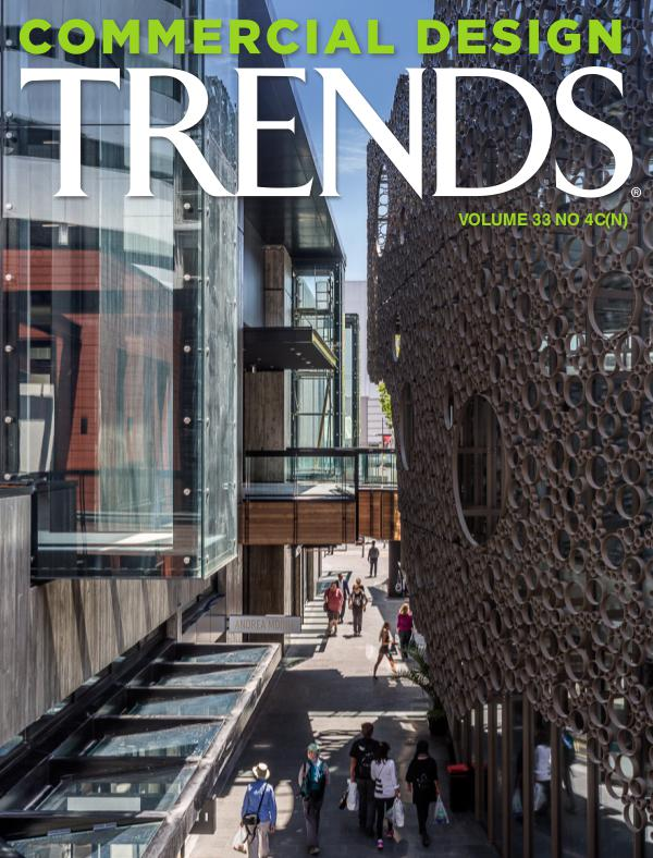 New Zealand Commercial Design Trends Series NZ Commercial Design Trends Vol. 33/04C
