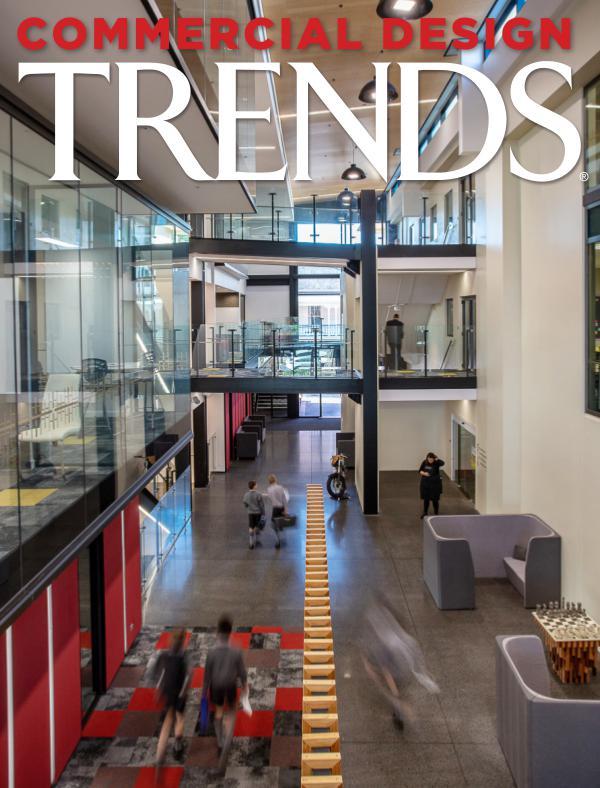 New Zealand Commercial Design Trends Series NZ Commercial Design Trends Vol. 34/02C