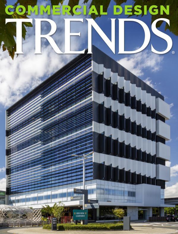 New Zealand Commercial Design Trends Series NZ Commercial Design Trends Vol. 35/01C
