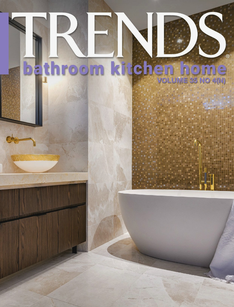 Trends Home App Issues Volume 35 No 4