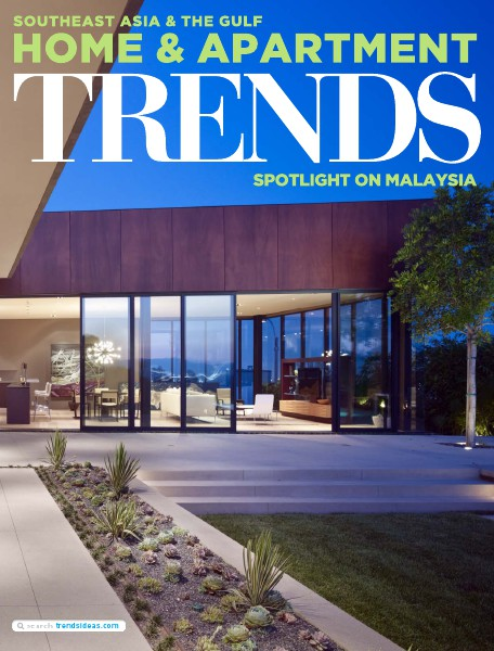 Asia & The Gulf Home & Apartment Trends Asia Home & Apartment Vol. 30/11