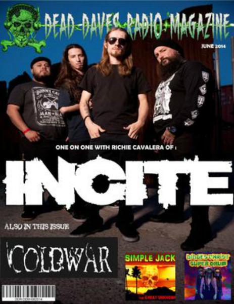 DeadDavesRadio.com Magazine June 2014 Jun. 2014