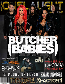 Metal Onslaught Magazine January 2015