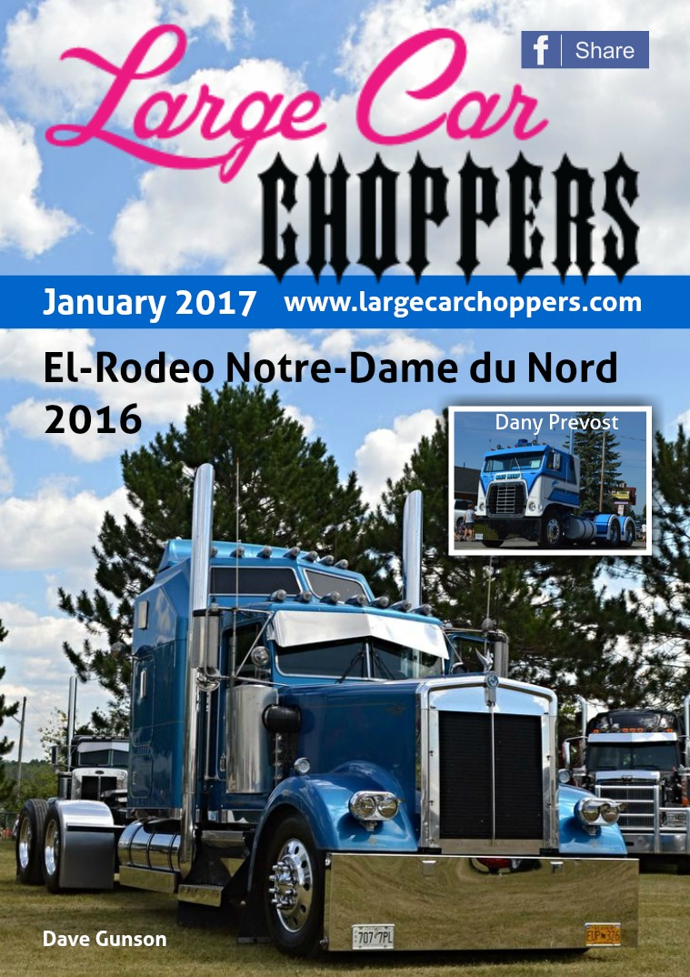 Large-Car Choppers (e.v.) Large-Car Choppers - January 2017