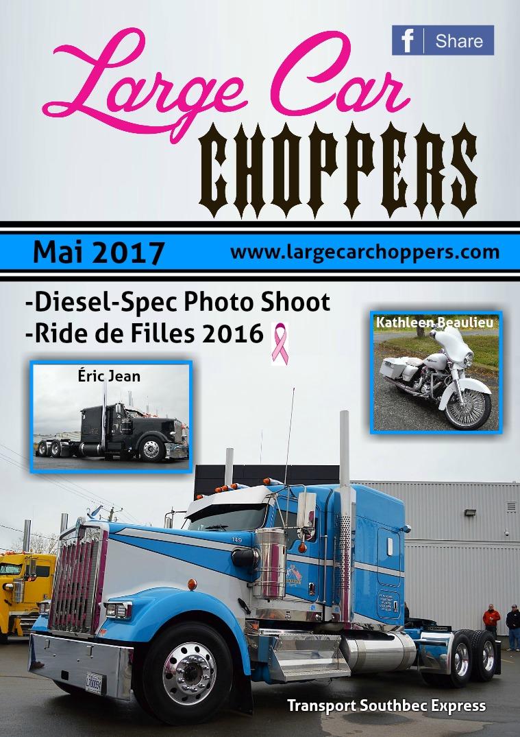 Large Car Choppers Large-Car Choppers - Mai 2017