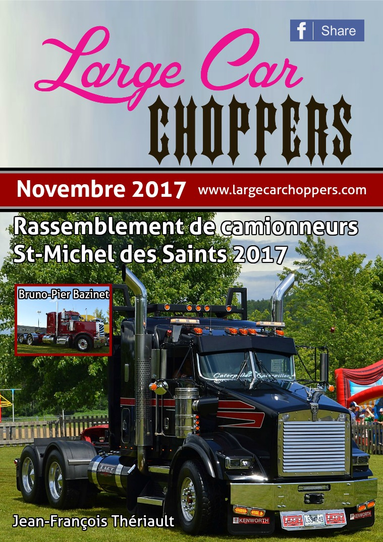 Large Car Choppers Large-Car Choppers - Novembre 2017