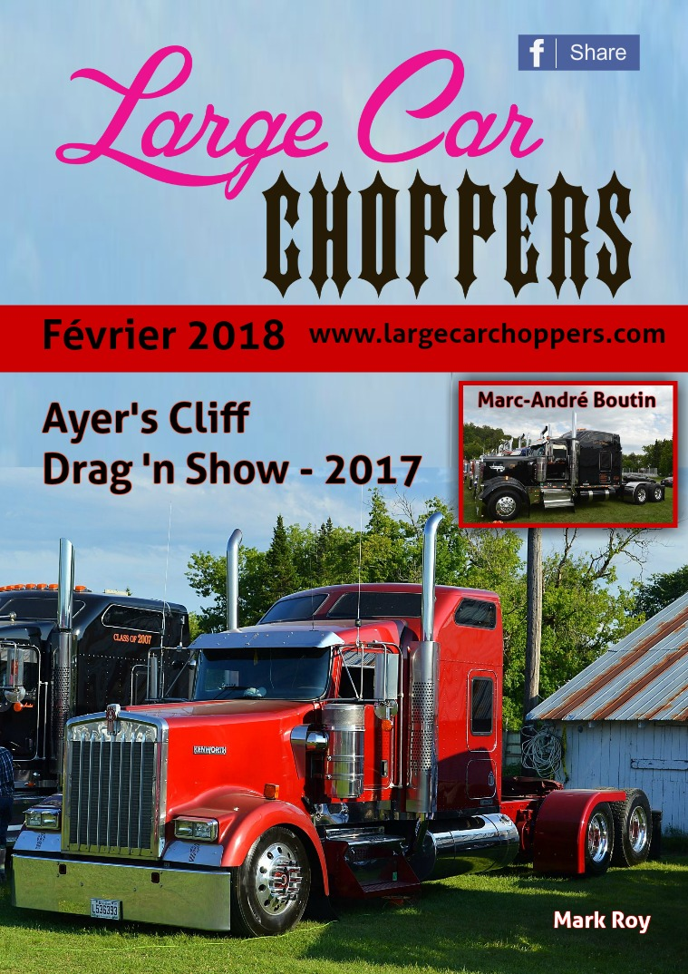Large Car Choppers Large-Car Choppers - Fevrier 2018