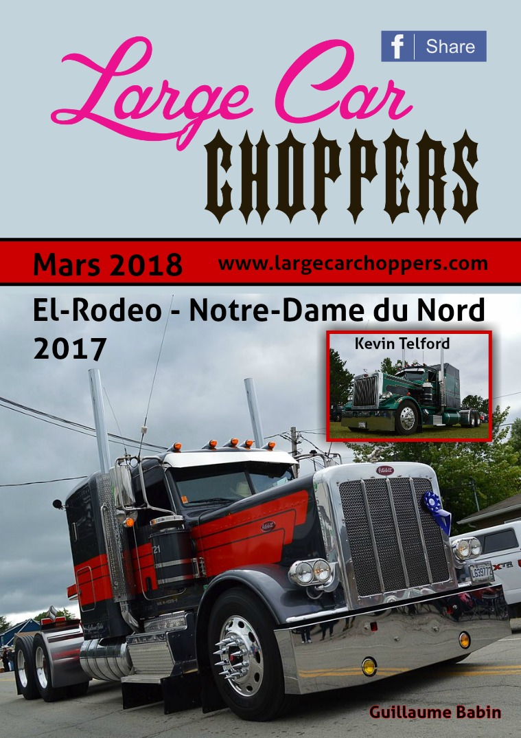 Large Car Choppers Large-Car Choppers Mars 2018