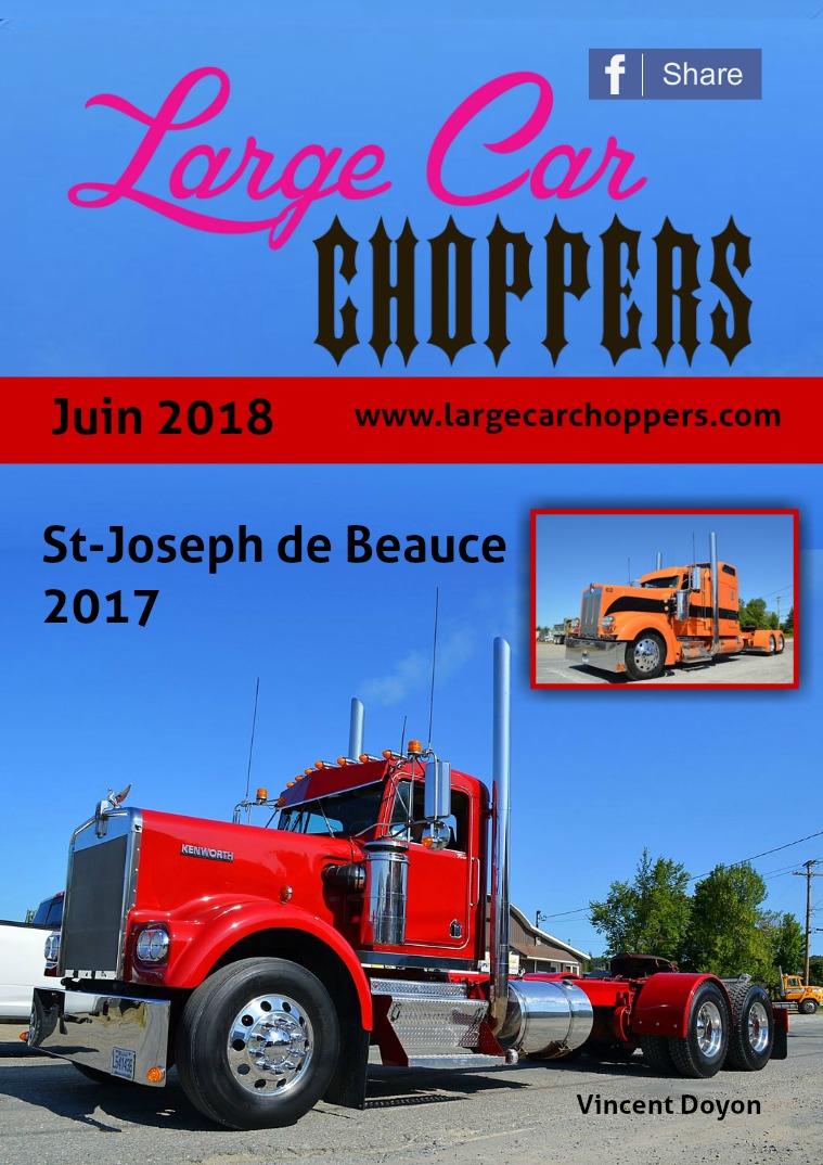 Large Car Choppers Large-Car Choppers - Juin 2018