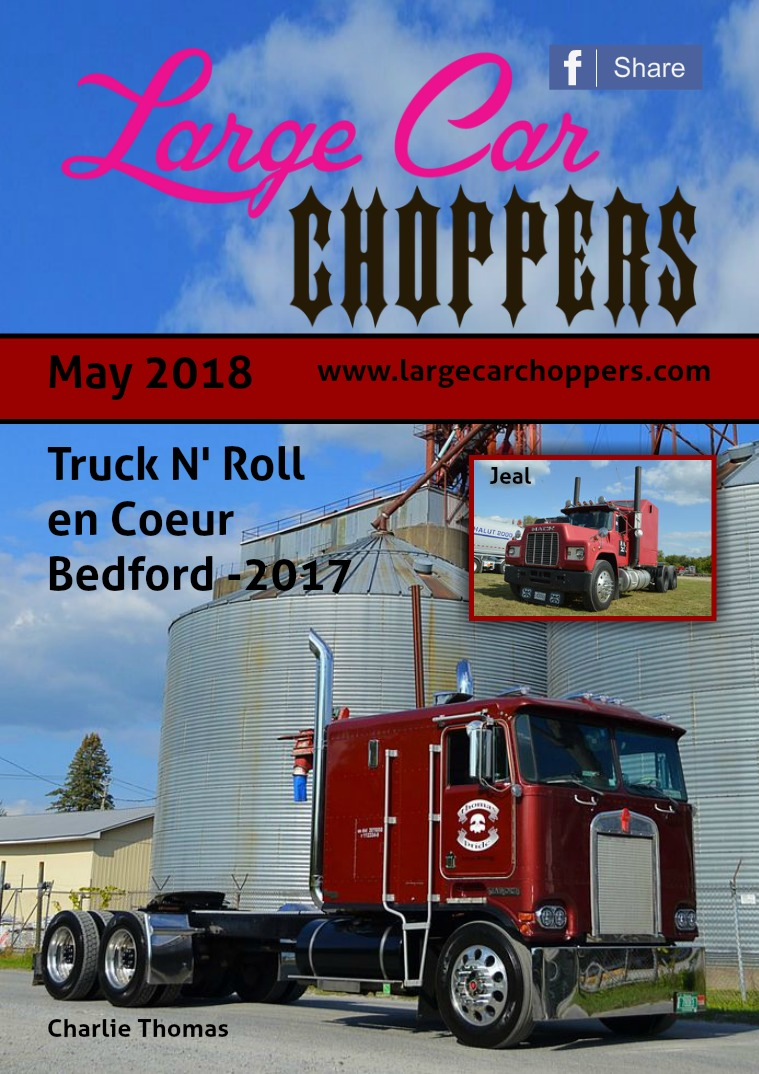 Large-Car Choppers (e.v.) Large-Car Choppers - May 2018