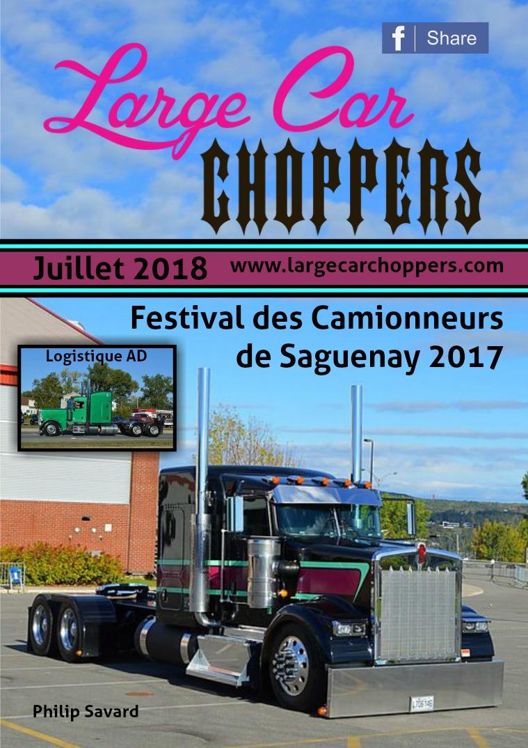 Large Car Choppers Large-Car Choppers - Juillet 2018