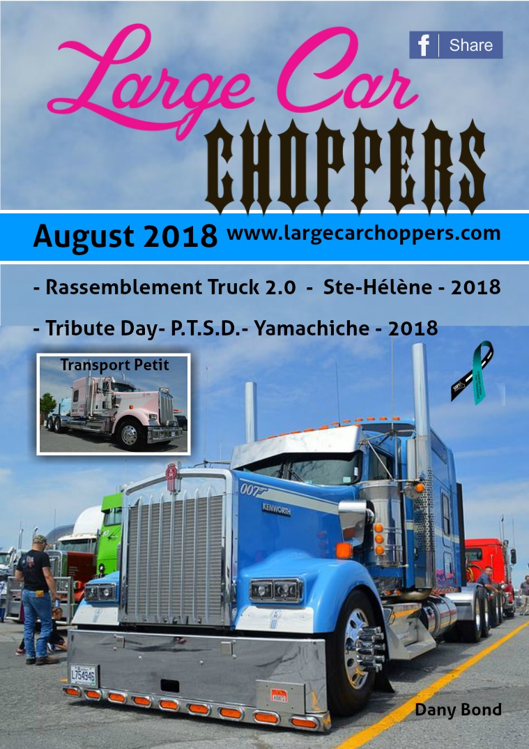 Large-Car Choppers (e.v.) Large-Car Choppers - August 2018