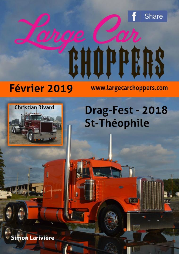 Large Car Choppers Février - 2019