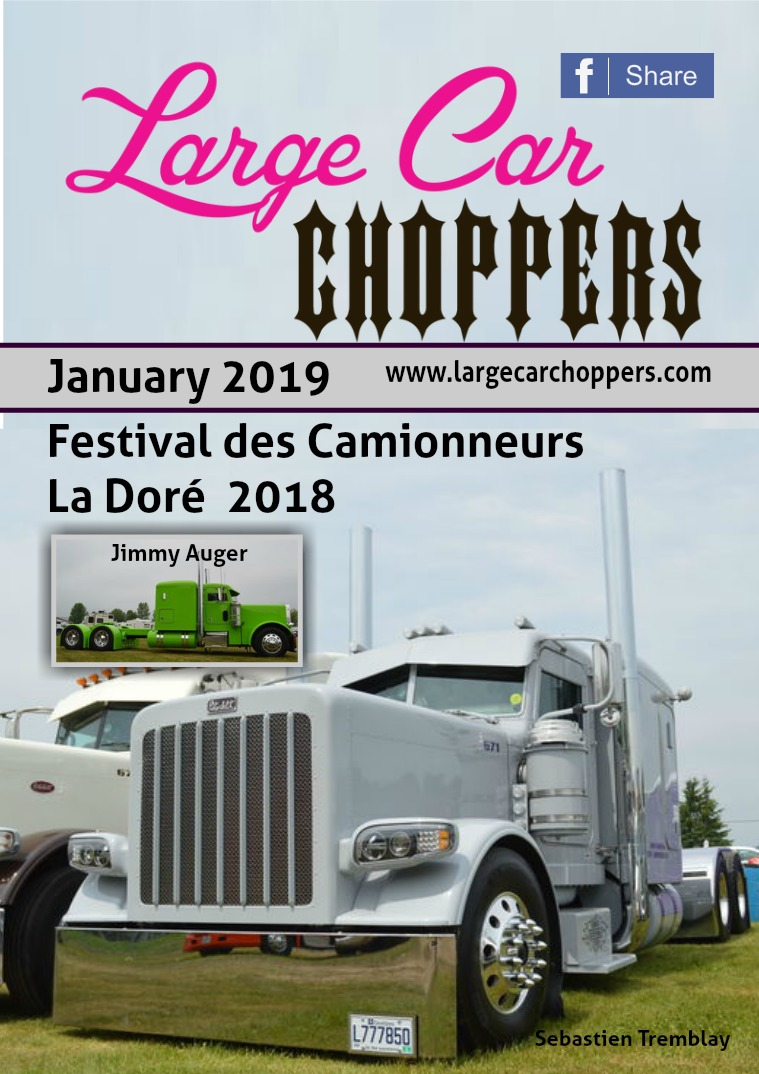 Large-Car Choppers (e.v.) January - 2019