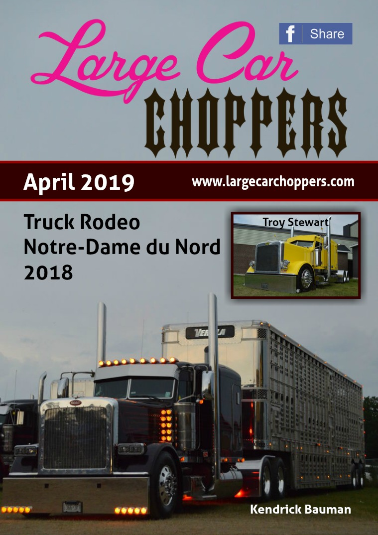 Large-Car Choppers (e.v.) April - 2019