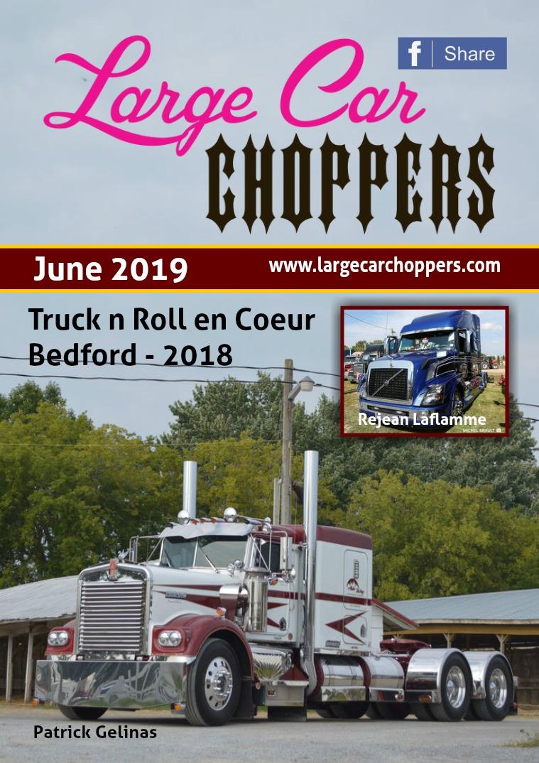 Large-Car Choppers (e.v.) June - 2019
