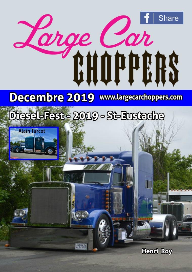 Large Car Choppers Decembre - 2019