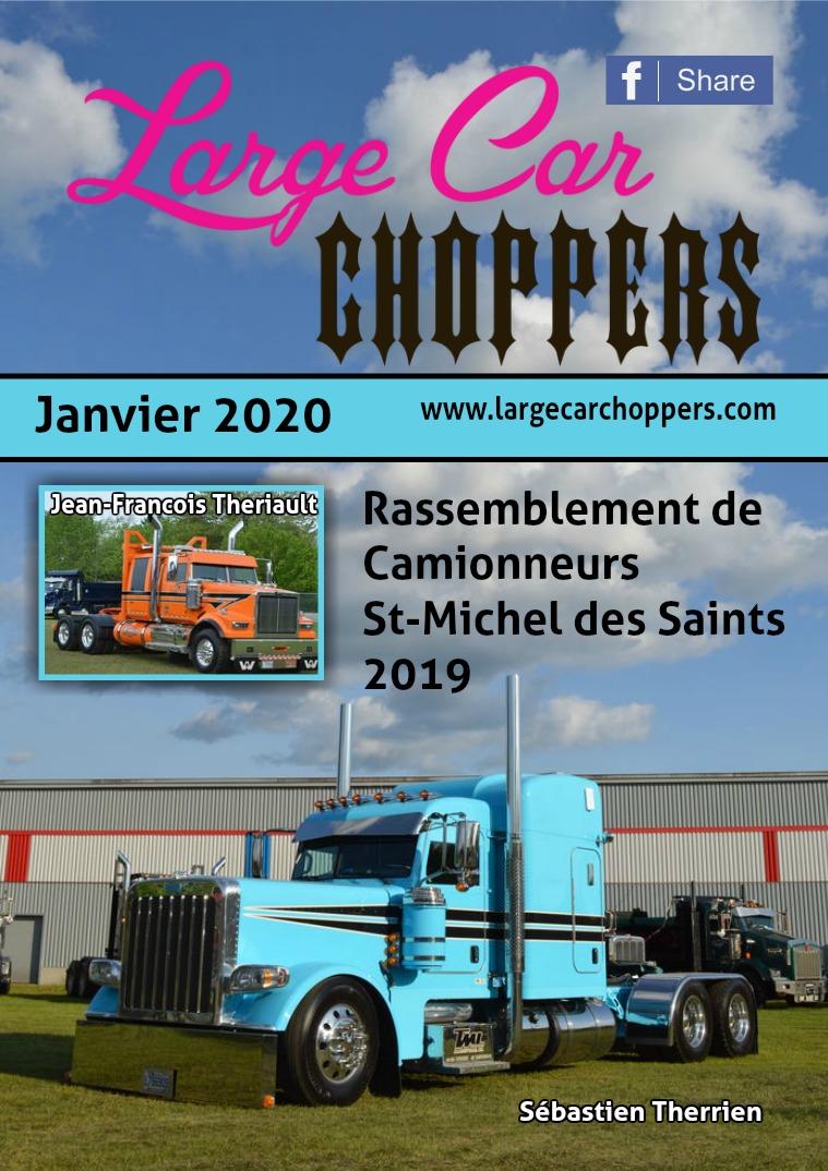 Large Car Choppers Janvier - 2020