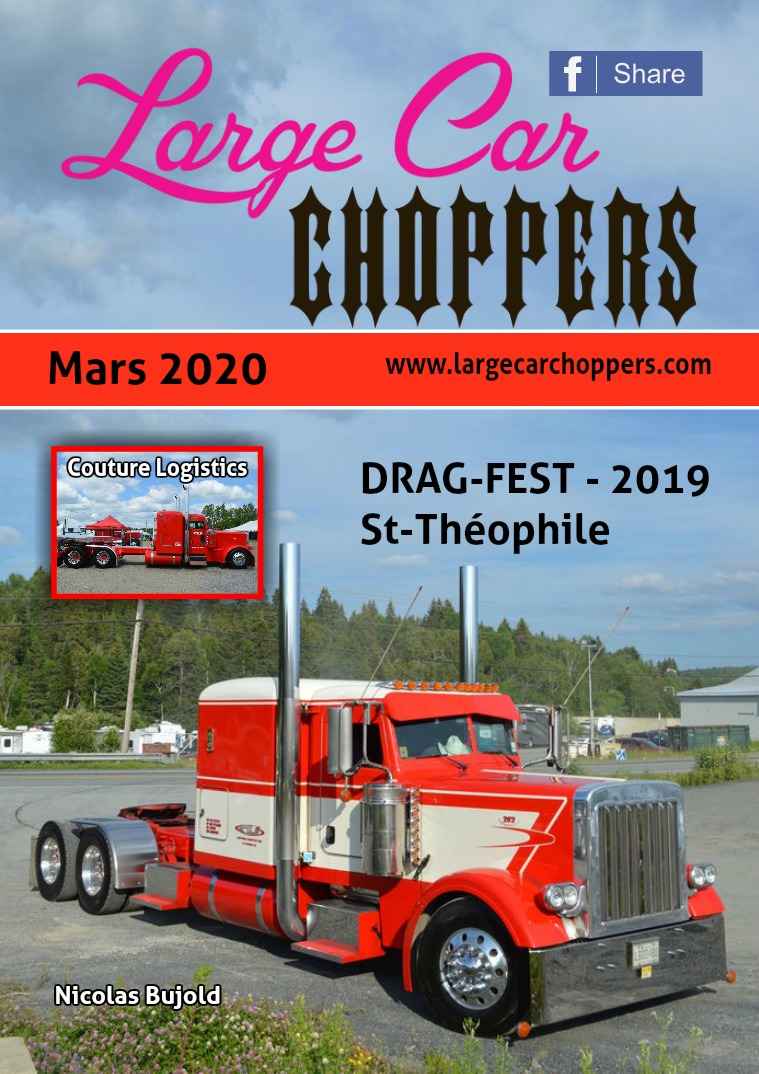 Large Car Choppers Mars - 2020
