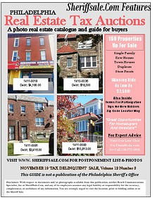 November 19, 2014 Tax Delinquent Guide