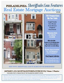 January 6, 2015 Mortgage Foreclosure Guide